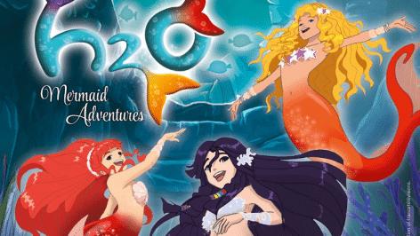 H2O Mermaid Adventures - Netflix   De StemFabrique