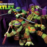 Teenage Mutant Ninja Turtles - Nickelodeon | De StemFabrique