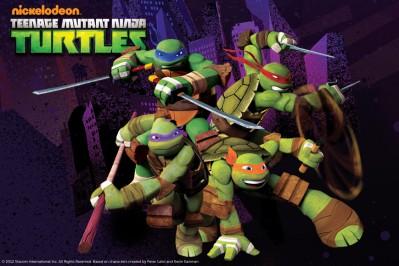 Teenage Mutant Ninja Turtles - Nickelodeon | De StemFabrique