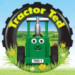Tractor Ted Logo | De StemFabrique