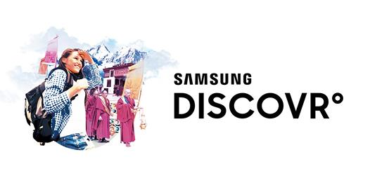 Samsung DISCOVRº